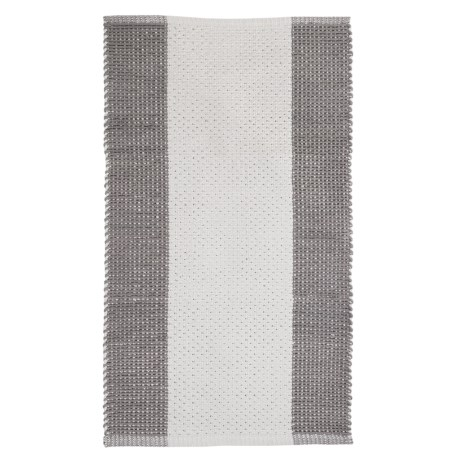 Knits & Knots Dempsey Scatter Rug - 27x45""