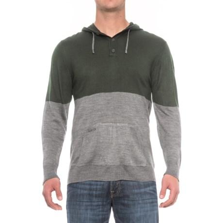 Matix Nordic Hooded Sweater (For Men)