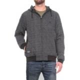 Matix Harris Hooded Bomber Jacket - Full Zip (For Men)