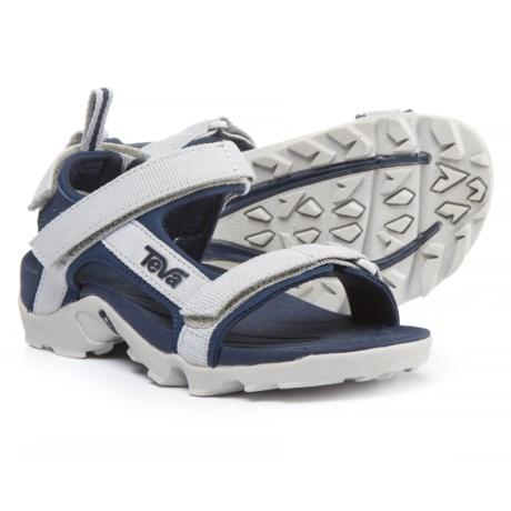 Teva Tanza Sport Sandals (For Boys)