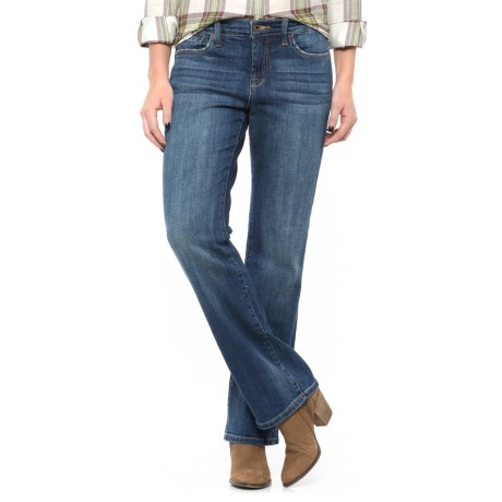 Lucky Brand Easy Rider Jeans - Straight Leg (For Women)