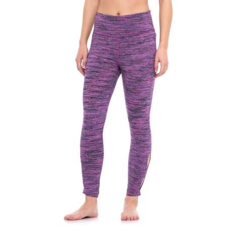 Vogo Brushed Space-Dye Leggings (For Women)