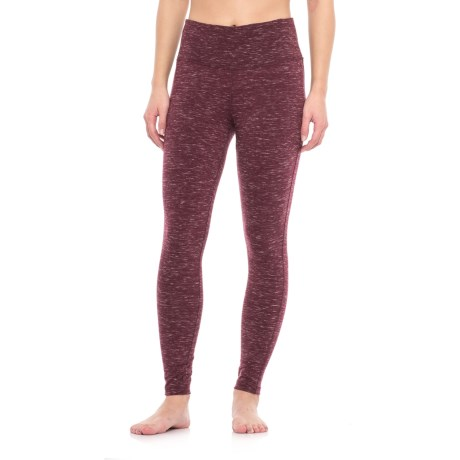 Vogo Brushed Space-Dye Leggings (For Women)