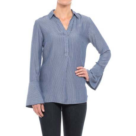 Beach Lunch Lounge Alicia Shirt - Long Sleeve (For Women)