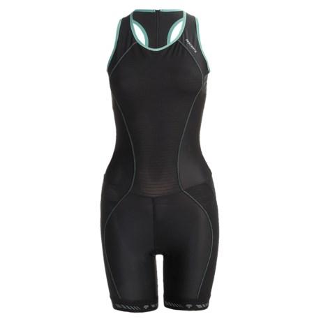 Descente C6 Tri Suit - UPF 30 (For Women)