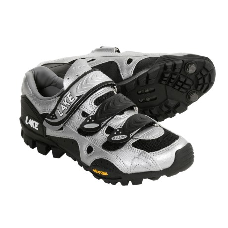 Lake Cycling MX165 MTB Cycling Shoes - SPD 2 Hole (For Men)