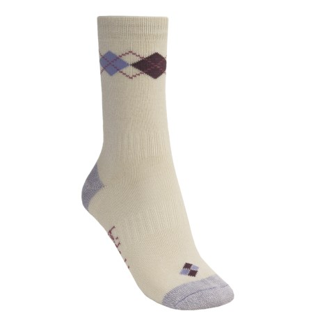Bridgedale Argyle Socks (For Women)