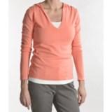 Tyler Boe Pima Cotton Hoodie Sweatshirt (For Women)