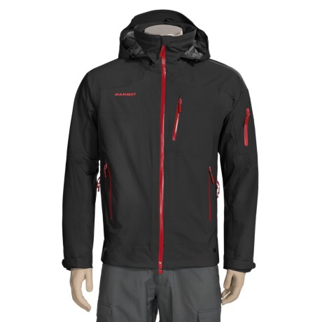 Mammut Molar Ski Jacket - Waterproof, Soft Shell (For Men)