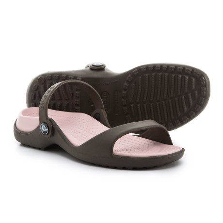 Crocs Cleo Two-Band Sandals (For Women)