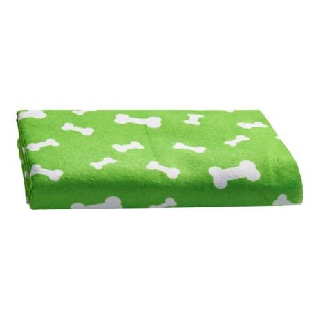 "Four Paws Magic Coat Super-Absorbent Dog Towel - 30x25"""