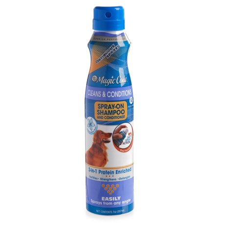 Four Paws Magic Coat 2-in-1 Spray-On Dog Shampoo - 7 fl.oz.