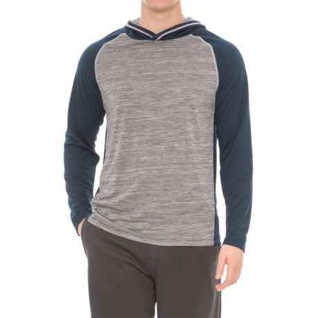 Specially made Athletic Hoodie Shirt - Long Sleeve (For Men)
