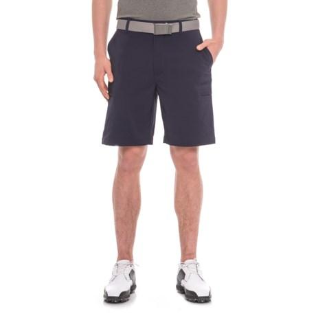 Specially made Golf Shorts - Zip Cargo Pockets (For Men)