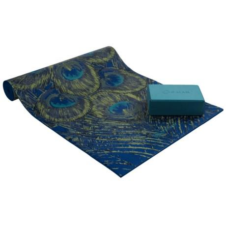 Gaiam Premium Cushion and Support Yoga Kit