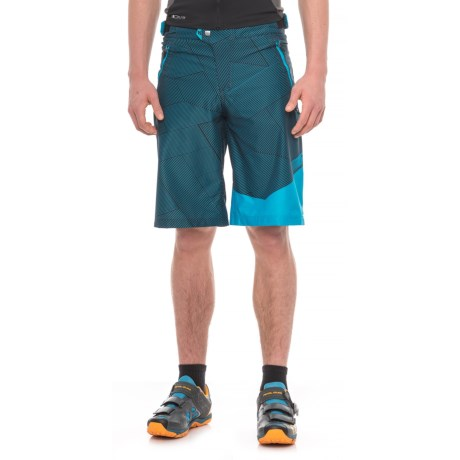 Royal Racing Racing Matrix Mountain Bike Shorts - Removable Chamois (For Men)