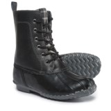 Sporto Jessica Duck Boots - Leather (For Women)