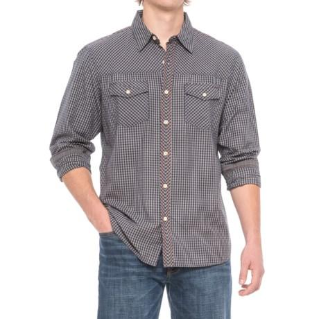 Ecoths Rocco Shirt - Organic Cotton, Long Sleeve (For Men)