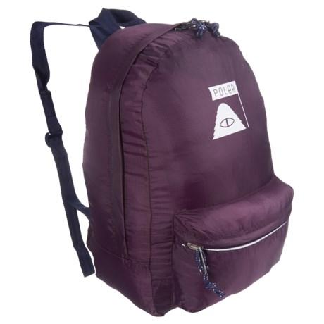 Poler Stuffable 14L Backpack