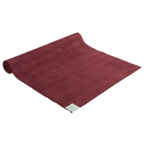 Gaiam Ultra Dri Hot Yoga Mat - Brushed