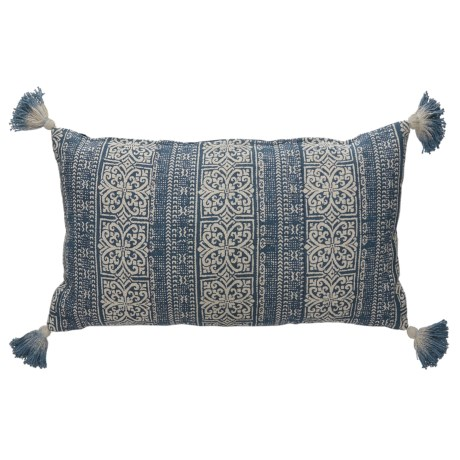 "Cynthia Rowley Ahana Decor Pillow - 14x26"", Duck Feathers"