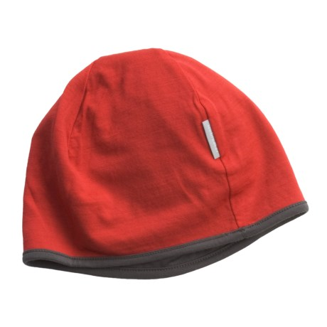 Icebreaker Pocket 200 Beanie - Merino Wool, Reversible (For Men and Women)