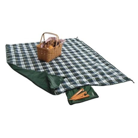 ABO Gear Ground Hog Rug Outdoor Blanket