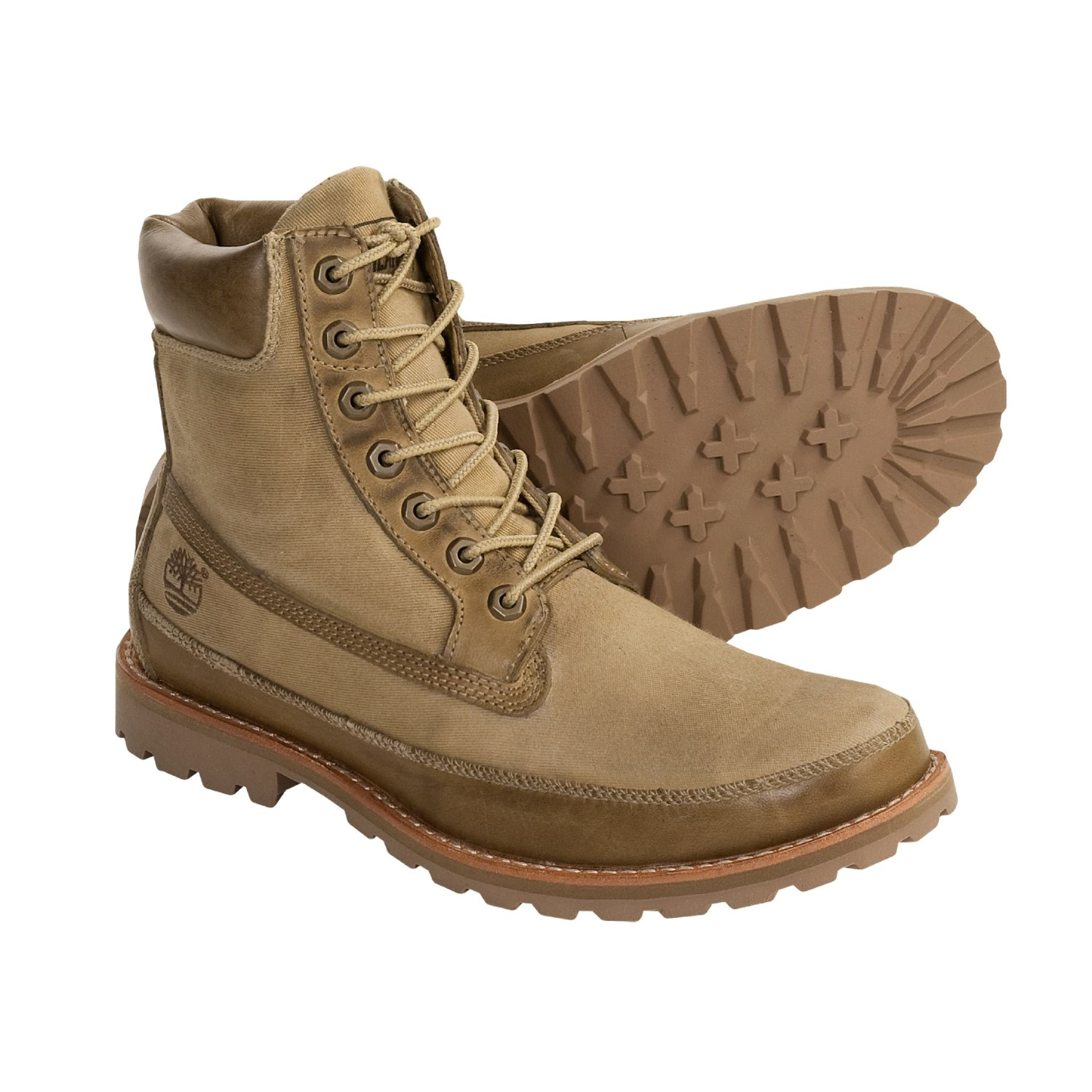 Timberland Men S Canvas Shoes
