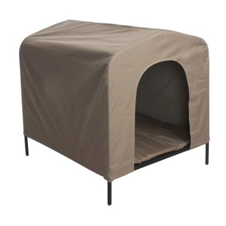 ABO Gear Outback Hound Hut Portable Dog Shelter - Large