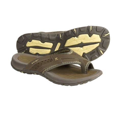 Hi-Tec Aloha Thong Sandals (For Women)