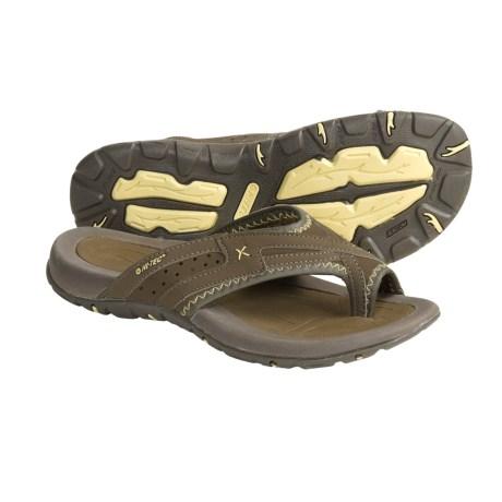Hi-Tec Aloha Thong Sandals (For Women)