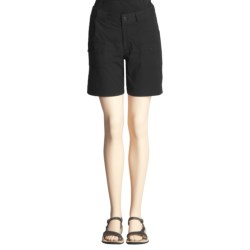 Aventura Clothing Kelli Cargo Shorts - Stretch Poplin (For Women)