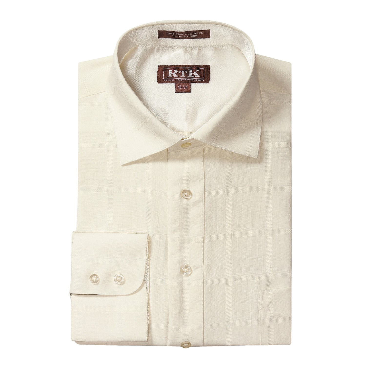 English Wool Sport Shirts For Men 42