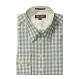 RTK Shirts Plaid Dress Shirt - Australian Merino Wool, Long Sleeve (For Men)