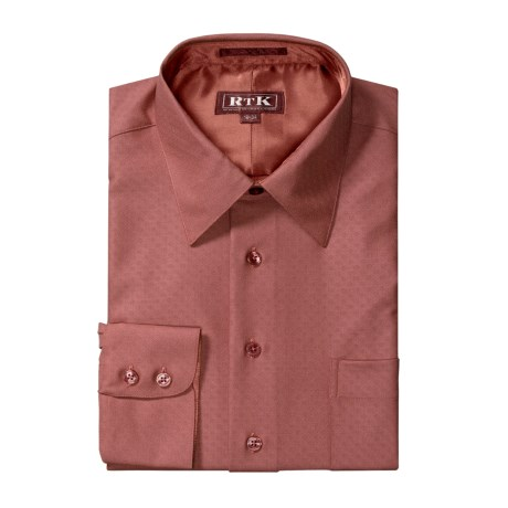 RTK Shirts Dolby Pattern Dress Shirt - Australian Merino Wool, Long Sleeve (For Men)