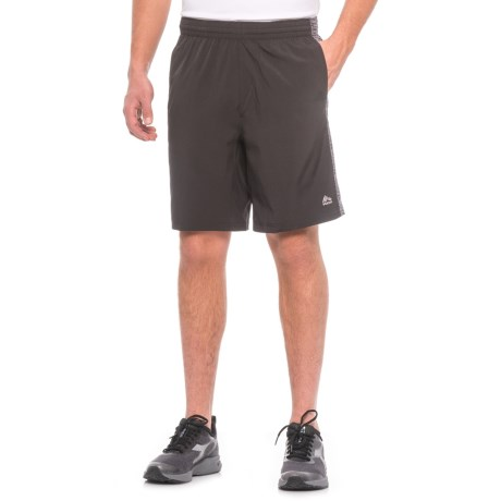 RBX Woven Printed Mesh Shorts (For Men)