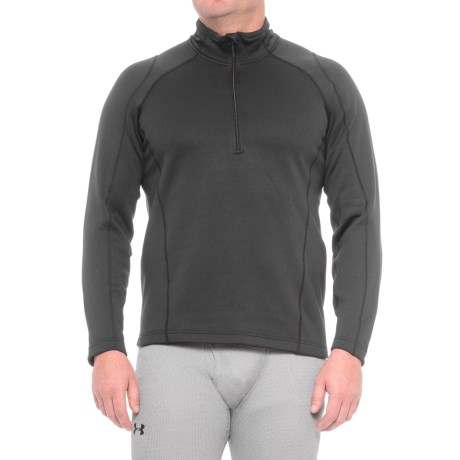 Obermeyer Marathon Elite 150 Base Layer Top - Zip Neck, Long Sleeve (For Men)