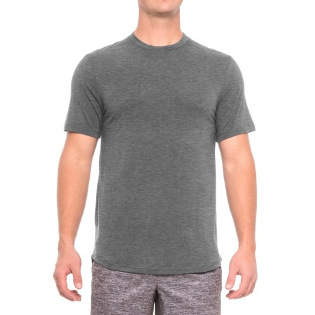 RBX X-Train Heathered Crew Neck Shirt - Short Sleeve (For Men)