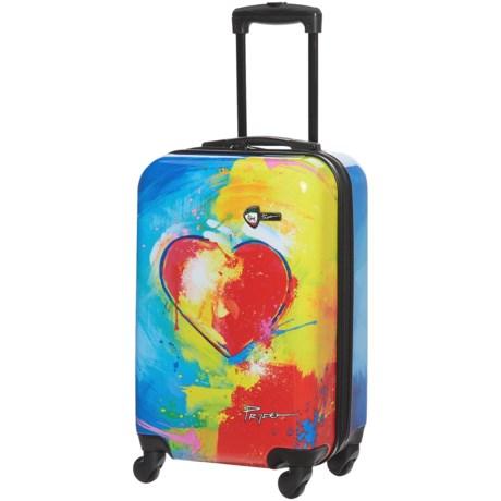 "Mia Toro Prado Spinner Carry-On Suitcase - Hardside, 20"""