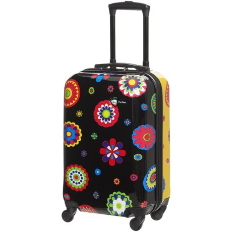 Mia Toro Ekko Hardside Spinner Carry-On Suitcase - 20""