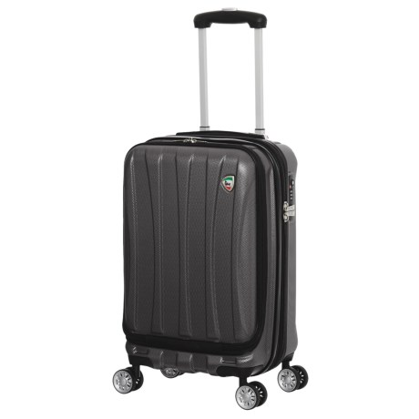 Mia Toro Tasca Fusion Spinner Carry-On Suitcase - Hardside, 20""