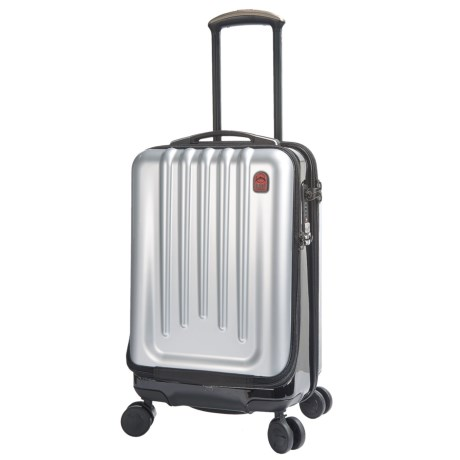 Planet Traveler Space Case 1 Carry-On Spinner Suitcase - Hardside, 22""