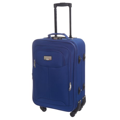 Mia Viaggi Fasano Carry-On Spinner Suitcase - 20""