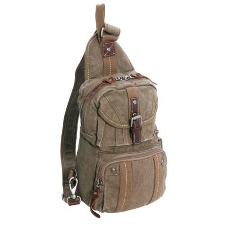 TSD Sunset Cove Sling Backpack (For Women)
