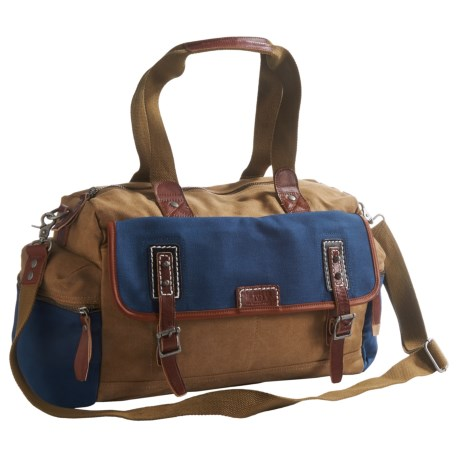 TSD Mountain Wood Duffel Bag (For Women)