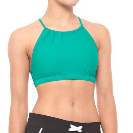 prAna Brina Bikini Top - UPF 50+, Removable Padded Cups (For Women)