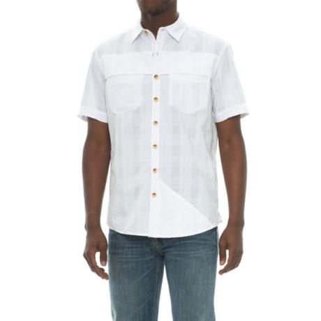 Ecoths Travis Shirt - Organic Cotton, Short Sleeve (For Men)