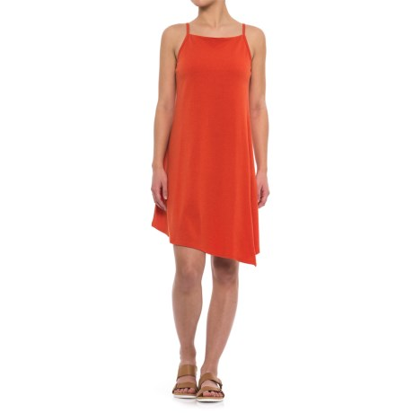 NAU Astir Strappy Dress - UPF 50+, Organic Cotton-TENCEL®, Sleeveless (For Women)
