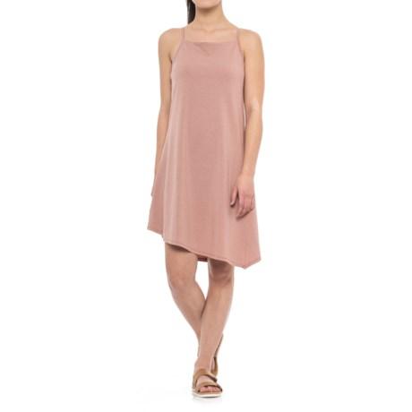 NAU Astir Striped Strappy Dress - UPF 50+, Organic Cotton-TENCEL®, Sleeveless (For Women)