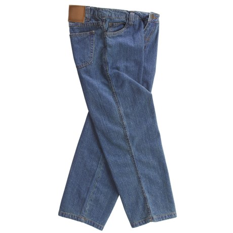 Five-Pocket Denim Jeans (For Boys)